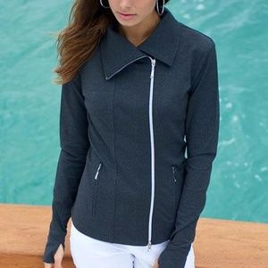 Jofit Grey Golf/Tennis Jacket NEW without Tags
